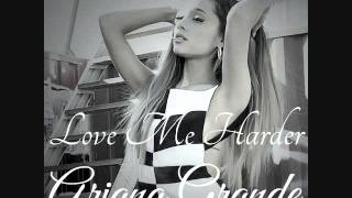 Cover images Ariana Grande (feat. The Weeknd) - Love Me Harder (Audio)