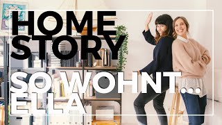 SO WOHNT...Ella | IKEA Minimalismus in Berlin | Room Tour | Jelena Weber