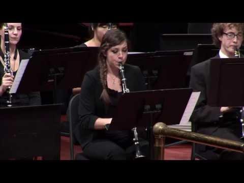 UNT Wind Symphony: Maslanka - Requiem