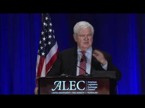 Newt Gingrich   SNPS 2016