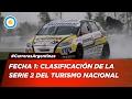 Automovilismo - Fecha 1 - Turismo Nacional - Clasificación Serie 2