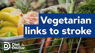 Do vegetarian diets prevent strokes?