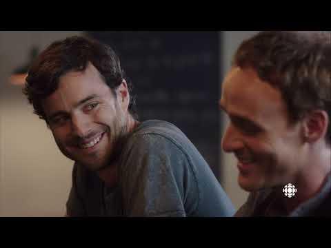 Oliver meets Luke (gay scene #2) - This Life (2015 TV series) (season 1)
