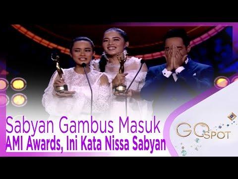 Sabyan Gambus Masuk AMI Awards, Ini Kata Nissa Sabyan - GOSPOT