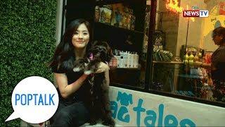 PopTalk: Pet-friendly cafes