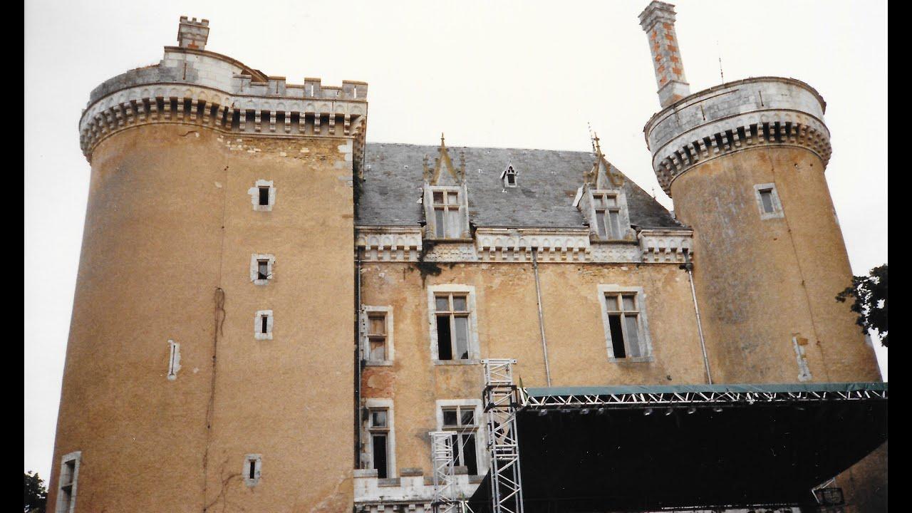 Saint-Chartier, capitale des luthiers et des musiques traditionnelles - L'Orient-Le Jour