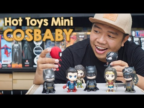 Review Hot Toys Terkecil - COSBABY (Action Figure)