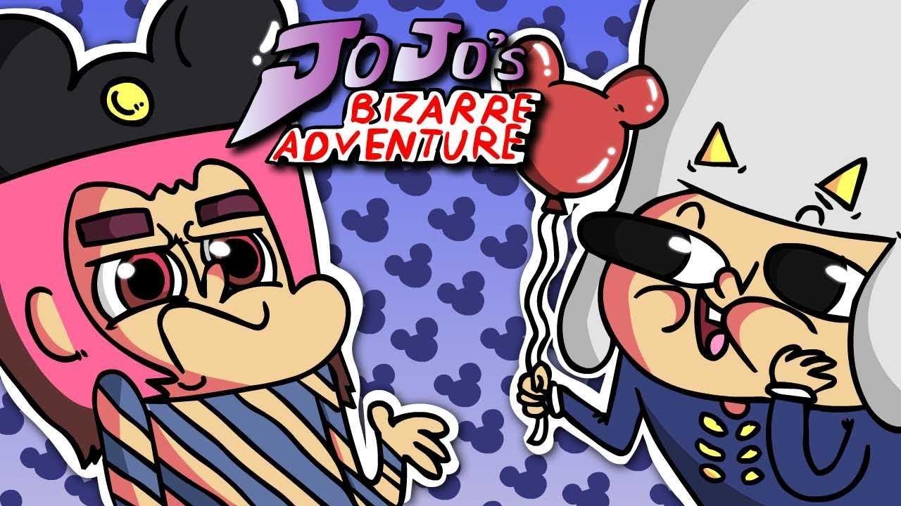 JoJo's Disney World Adventure