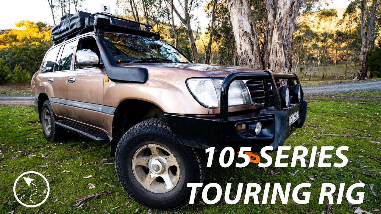 Lap Ready 105 Landcruiser - TOUR RIG RUNDOWN - Ep002
