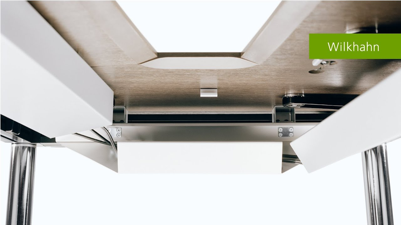 Wilkhahn Travis Conference Table The New Dimension In