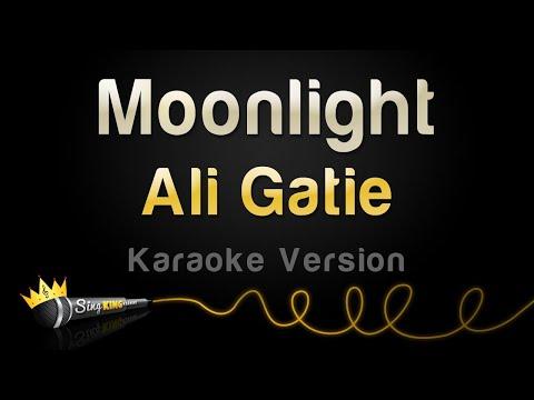 Ali Gatie - Moonlight (Karaoke Version)