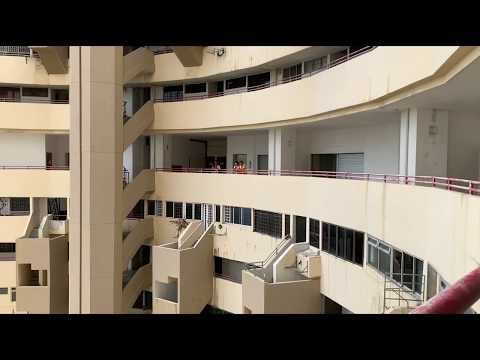 Tour of Pearl Bank Apartments on May 11, 2019