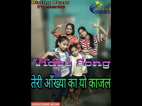 A4 Rising Stars Rising Stars Teri Ankhya Ka Yo Kajal Tejas Dhoke Choreography Dancefit Live New Can Am Quads