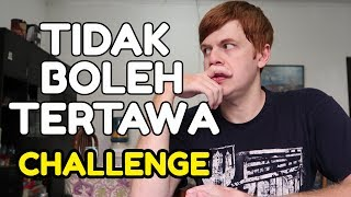 Bahasa Inggris Rasa Indonesia 2, TRY NOT TO LAUGH CHALLENGE!