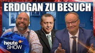 Recep Tayyip Erdogan zu Besuch in Deutschland