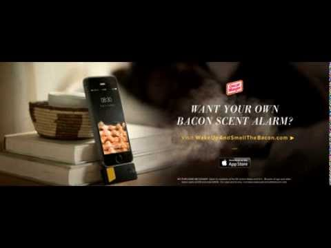 Oscar Mayer iPhone Adapter Lets You Wake To The Smell Of Bacon (video)