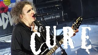 THE CURE @ BARCELONA 2016