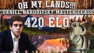 Master Class | Principles of a Gambit | Chess Speedrun | Grandmaster Naroditsky