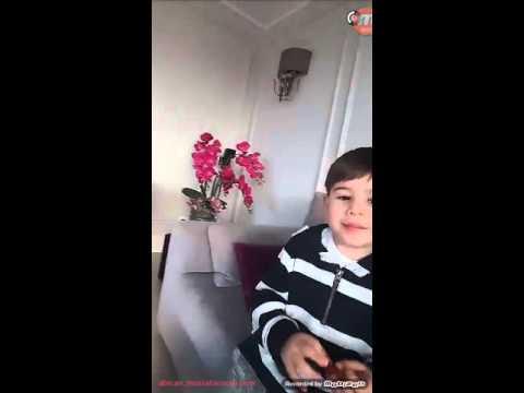 Mustafa & Arin Ceceli  Snapchat