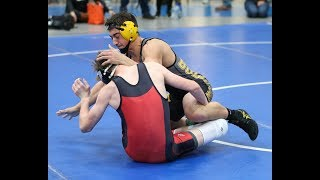 Wrestling vs Case Western 1/17/19