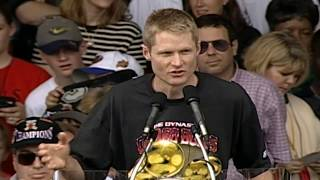 Steve Kerr's HILARIOUS Story About 1997 Finals Game-Winner