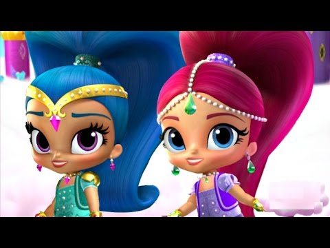 Shimmer and Shine: Genie-rific Creations Game Play Free Online