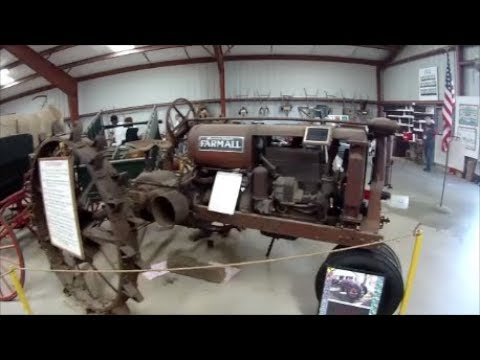 North Carolina State Fair 2017 - Antique Farm Machinery - Oct 18, 2017
