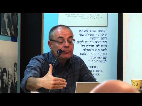 ידידי היריב - מפגש שלישי: משה שרת דוד בן-גוריון - ד