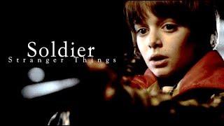 Stranger Things - Soldier