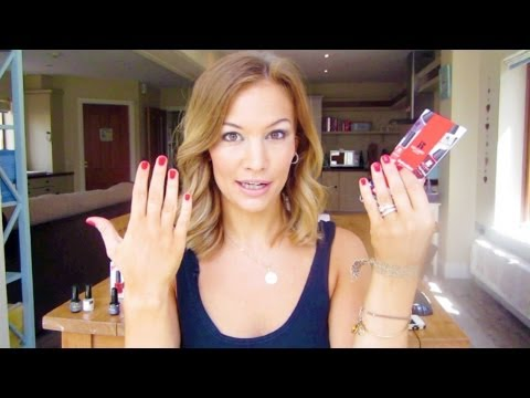 HOW TO: GEL NAILS AT HOME!