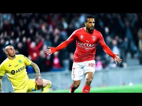 RACHID ALIOUI GOALS AND SKILLS  | NIMES |