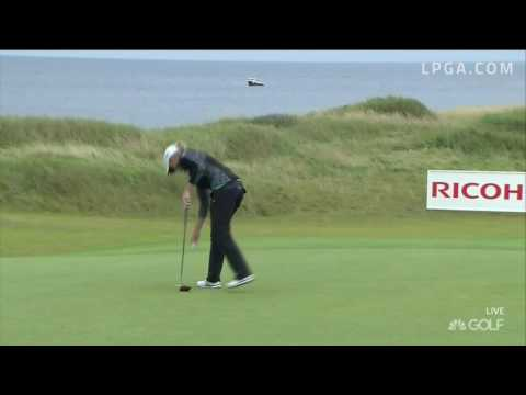 Stacy Lewis Final Round Highlights - 2017 Ricoh Women's British Open