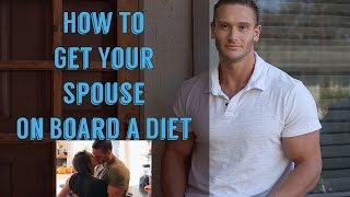 Lose Weight: How to Get Your Family on a Diet- Thomas DeLauer