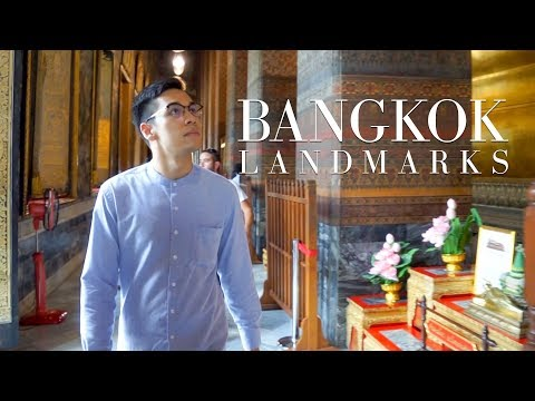 Best Things to Do in Thailand - Bangkok Landmarks