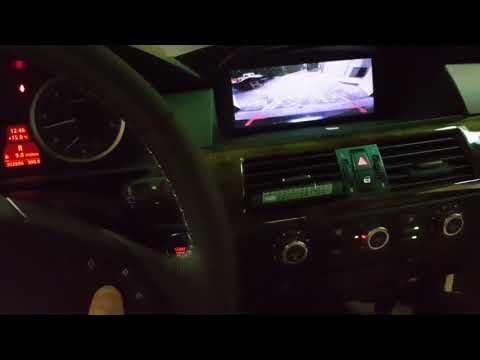 BMW E60 CCC PIP Video Interface Rear Camera Retrofit , Www.bmwtuning.hu