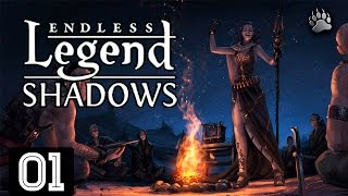 Endless Legend #01 Gameplay Português Vamos Jogar PT-BR