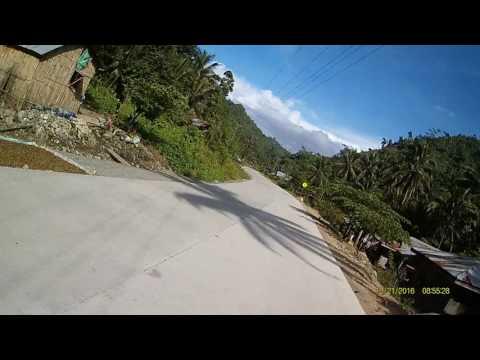 Maragusan-Nabunturan Road