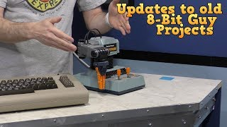 Updates on Previous 8-Bit Guy Projects thumbnail