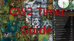 GW2 Timer Guide | Für Event & Bosszeiten | Bellum
