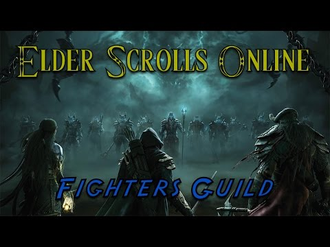 Elder Scrolls Online- Fighters Guild Walkthrough: The Dangerous Past