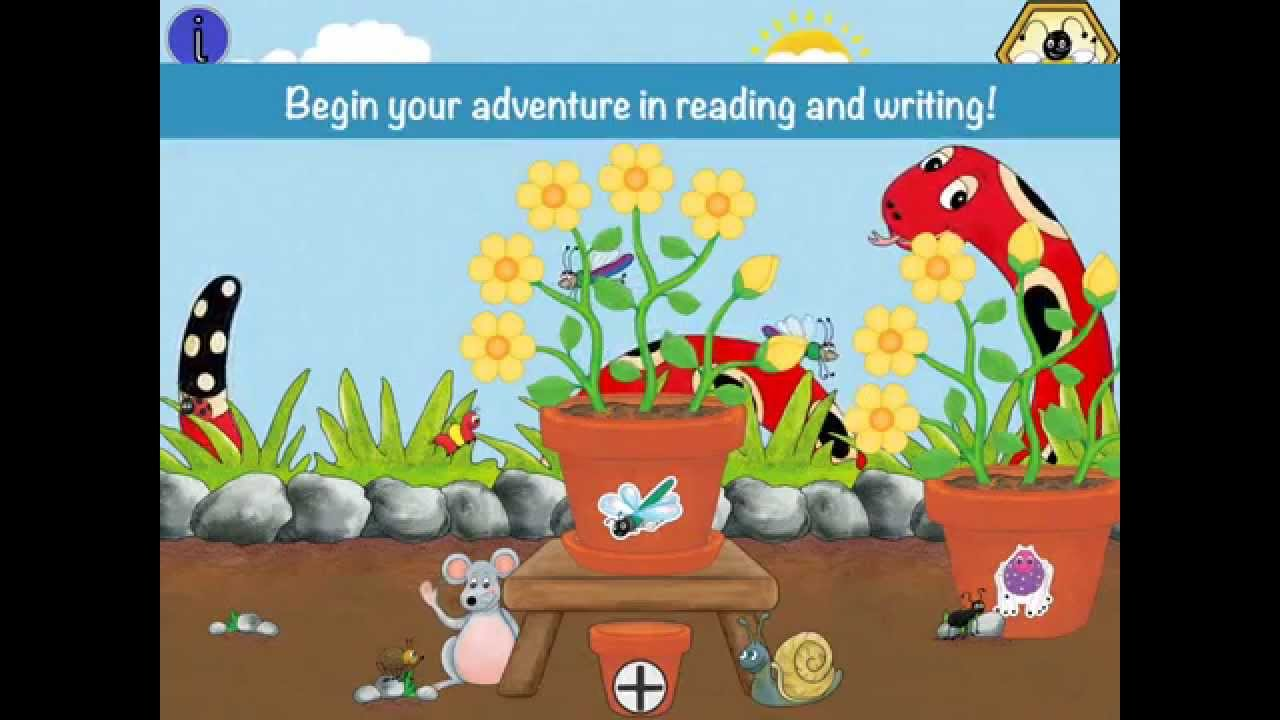 Jolly Phonics Letter Sounds App Preview   YouTube