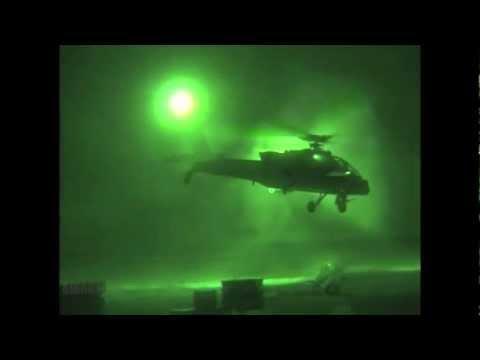 Apache AH-64 Live Fire Night (2012)