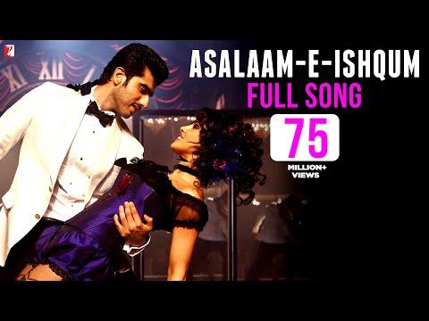 Asalaam-e-Ishqum | Full Song | Gunday | Ranveer Singh, Arjun Kapoor, Priyanka | Neha | Bappi Lahiri