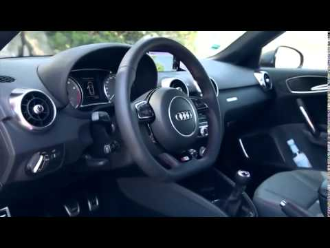 essai audi s1 sportback youtube. Black Bedroom Furniture Sets. Home Design Ideas