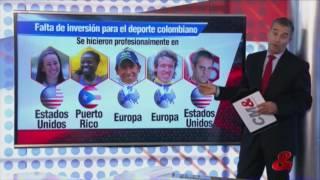 ¿Hay inversión en la formación del deporte colombiano?