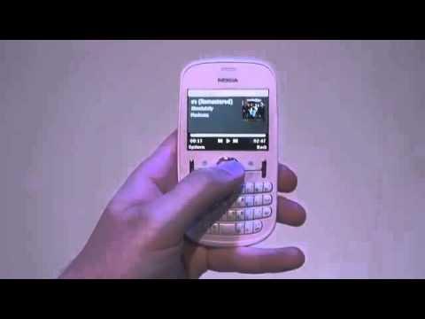 Nokia Asha 200 hands-on
