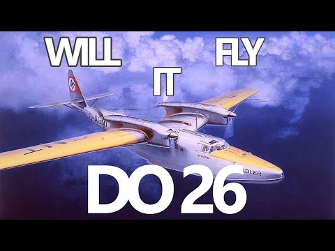 Simple Planes ★ Do 26 ★ Will It Fly ★ Part 75