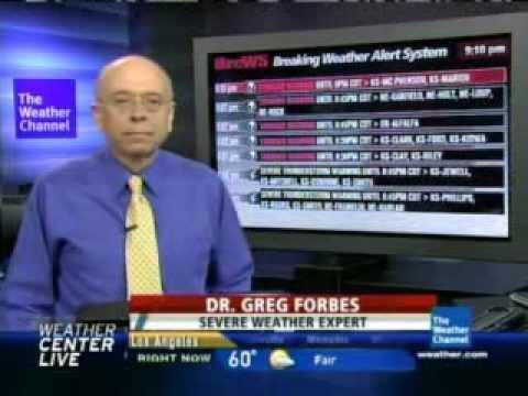 TWC Tornado Outbreak Coverage, 4/14/2012