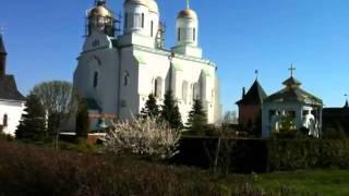 Зимненский Святоуспенский Святогорский монастырь(В этом монастыре находится чудотворная икона, приложившись к которой многие люди получают исцеления от..., 2011-05-01T09:50:55.000Z)