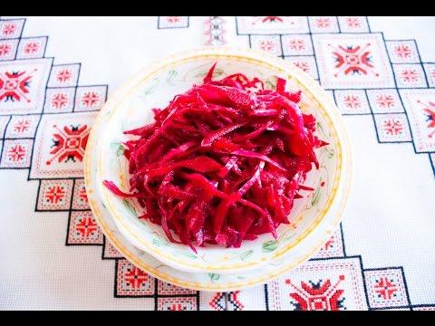 Салат Витаминный - пошаговый рецепт с фото на